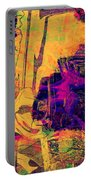 0548 Abstract Thought Portable Battery Charger