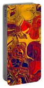 0576 Abstract Thought Portable Battery Charger