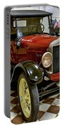 1926 Ford Model T Roadster Portable Battery Charger