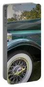 1929 Isotta Fraschini Tipo 8a Convertible Sedan Portable Battery Charger