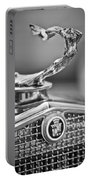 1931 Cadillac 355 Hood Ornament Portable Battery Charger