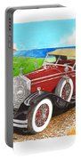 Rolls Royce Henley Roadster Portable Battery Charger