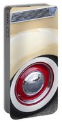 1936 Ford Cabriolet  Portable Battery Charger