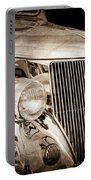 1936 Ford - Stainless Steel Body Portable Battery Charger