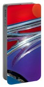 1937 Chevrolet Hood Ornament Portable Battery Charger