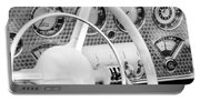 1937 Cord 812 Phaeton Dashboard Instruments Portable Battery Charger