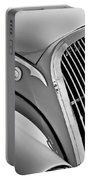 1937 Peugeot 402 Darl'mat Legere Special Sport Roadster Recreation Grille Emblem Portable Battery Charger