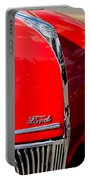 1939 Ford Grille Portable Battery Charger