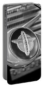 1941 Chevrolet Steering Wheel Emblem Portable Battery Charger