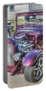 1949 Ford Pick Up Truck  Portable Battery Charger