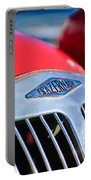 1952 Frazer-nash Le Mans Replica Mkii Competition Model Grille Emblem Portable Battery Charger