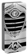 1962 Alfa Romeo Giulietta Coupe Sprint Speciale Grille Emblem Portable Battery Charger