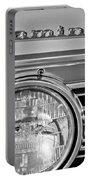 1967 Chevrolet El Camino Pickup Truck Headlight Emblem Portable Battery Charger