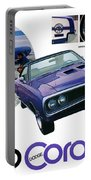 1970 Dodge Coronet Super Bee Portable Battery Charger