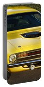 1970 Plymouth Hemi 'cuda Portable Battery Charger