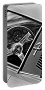1971 Iso Grifo Can Am Steering Wheel Emblem Portable Battery Charger