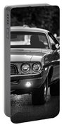1972 Dodge Challenger Portable Battery Charger