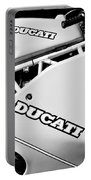 1993 Ducati 900 Superlight Motorcycle Portable Battery Charger
