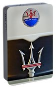 2005 Maserati Mc12 Hood Emblem Portable Battery Charger