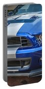 2013 Ford Mustang Shelby Gt 500  Portable Battery Charger
