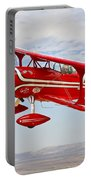 A Pitts Special S-2a Aerobatic Biplane Portable Battery Charger