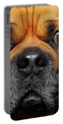 A Puggle Portable Battery Charger