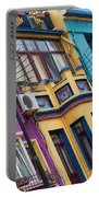 Abstract Istanbul 02 Portable Battery Charger