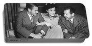 Actress Joan Crawford Portable Battery Charger