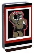 Adolf Hitler Saluting 2 Circa 1933-2009 Portable Battery Charger