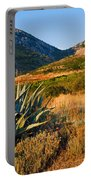 Adriatic Landscape Portable Battery Charger