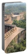 Agra Fort Tourist Destination In India Portable Battery Charger