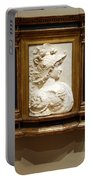 Alexander The Great By Andrea Del Verrocchio Portable Battery Charger
