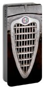Alfa Romeo Milano Grille Emblem Portable Battery Charger