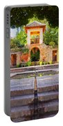 Alhambra In Granada Portable Battery Charger