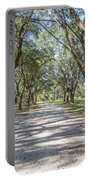 Lowcountry Allee Of Oaks Portable Battery Charger