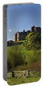 Alnwick Castle Portable Battery Charger