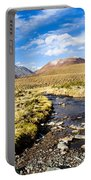 Altiplano In Bolivia Portable Battery Charger