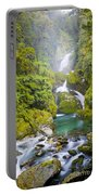 Amazing Waterfall Portable Battery Charger