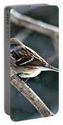 American Tree Sparrow  Portable Battery Charger