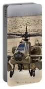 An Ah-64a Peten Attack Helicopter Portable Battery Charger