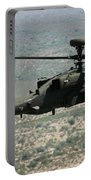 An Apache Ah64d Helicopter Portable Battery Charger