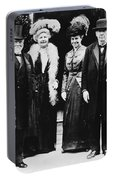 Andrew Carnegie (1835-1919) Portable Battery Charger