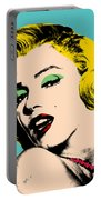 Andy Warhol Portable Battery Charger