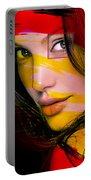 Angleina Jolie Portable Battery Charger