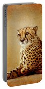 Animal Portrait Portable Battery Charger