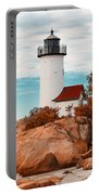 Annisquam Lighthouse Portable Battery Charger