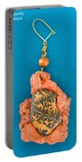 Aphrodite Earring Portable Battery Charger