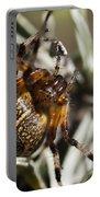 Arachnophobia Portable Battery Charger