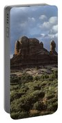 Arches National Park Sunrise Rock Formations  Portable Battery Charger
