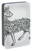 Aries An Illustration From The Poeticon Portable Battery Charger